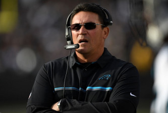 Carolina Panthers v Oakland Raiders
