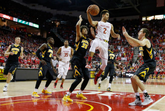 Iowa v Maryland