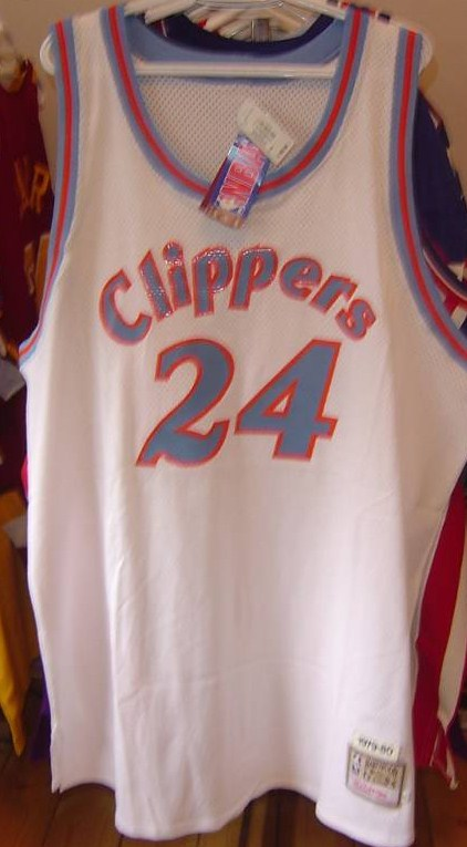 04e5b45da The 4 Jerseys You Gotta Have For Every Team. Day 17: Los Angeles Clippers