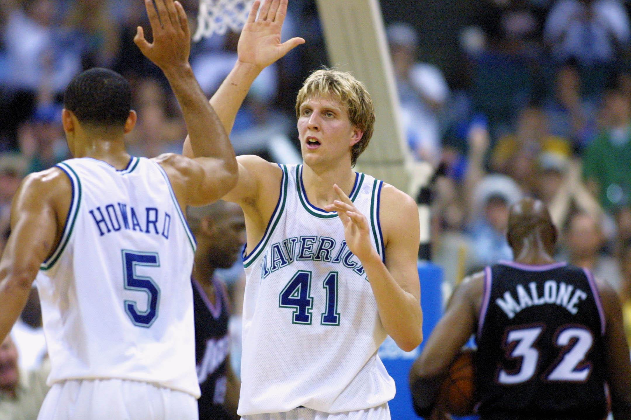 1998 NBA Draft Flashback: Bucks trade Dirk to Mavs for