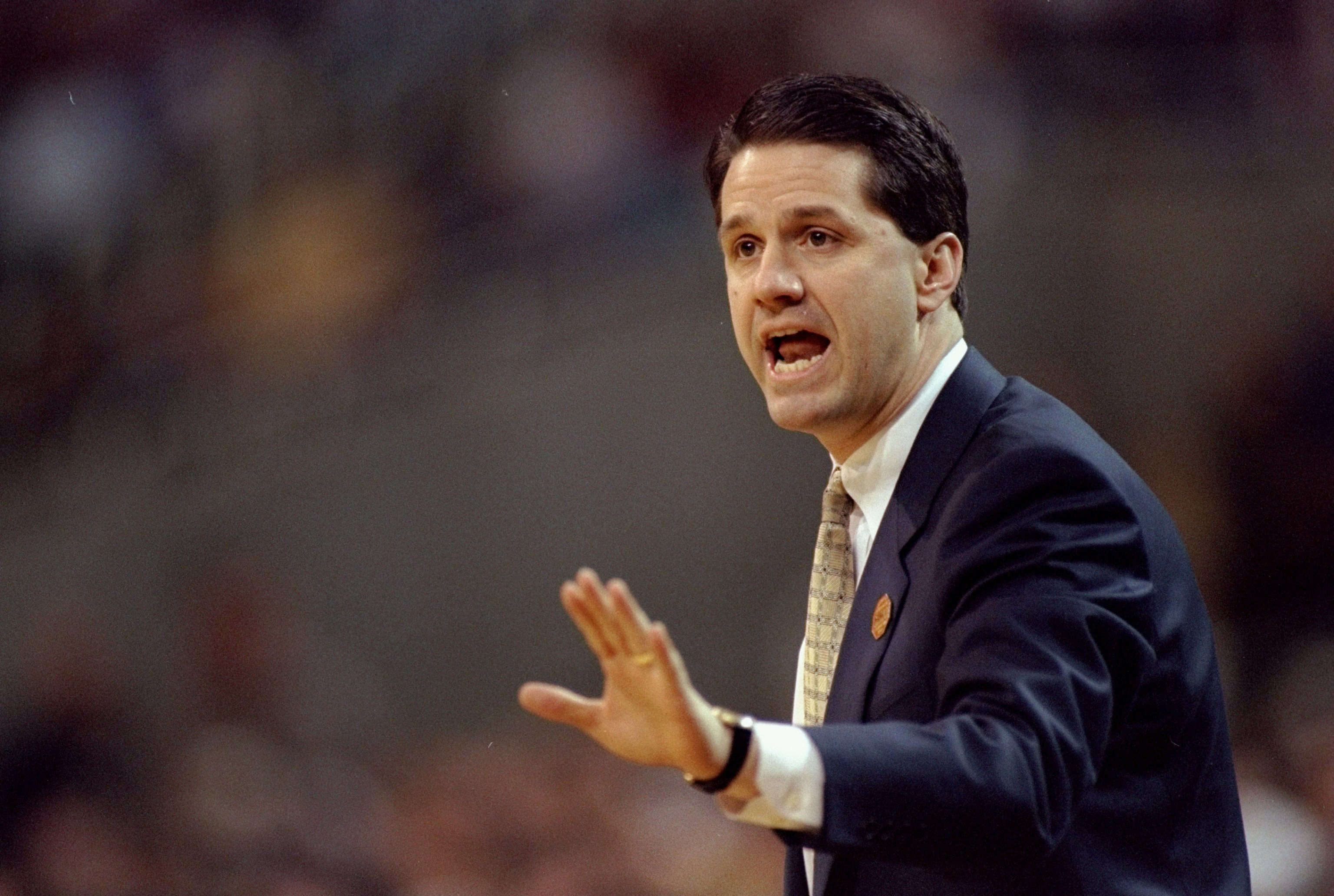 new concept 75d30 63416 Here's John Calipari in 1996 explaining why his Nets drafted ...