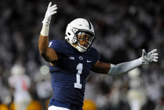NCAA FOOTBALL: OCT 22 Ohio State at Penn State