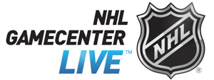 The NHL's mobile app and NHL GameCenter