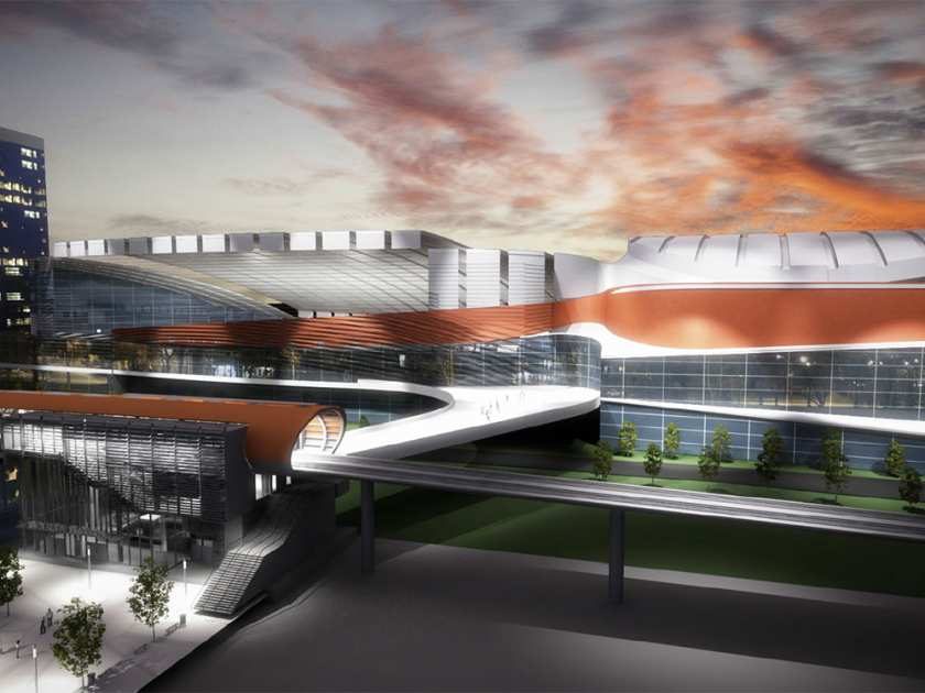 Calgary Flames Release New 890 Million Arena Plans Puck Drunk Love
