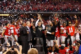 National Championship - Oregon v Ohio State
