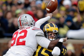 Ohio State v Michigan