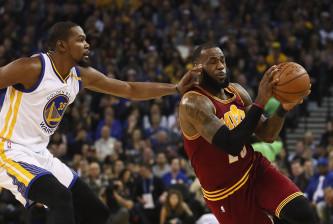 Cleveland Cavaliers v Golden State Warriors