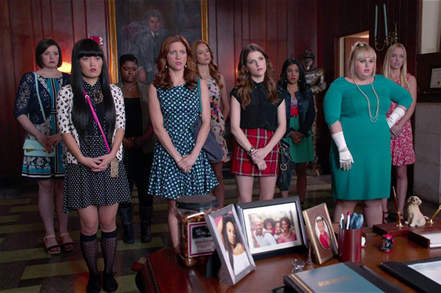 Pitch Perfect 2' isn't perfect, but it's an enjoyable sequel
