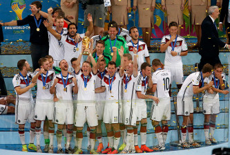 Germany v Argentina: 2014 FIFA World Cup Brazil Final