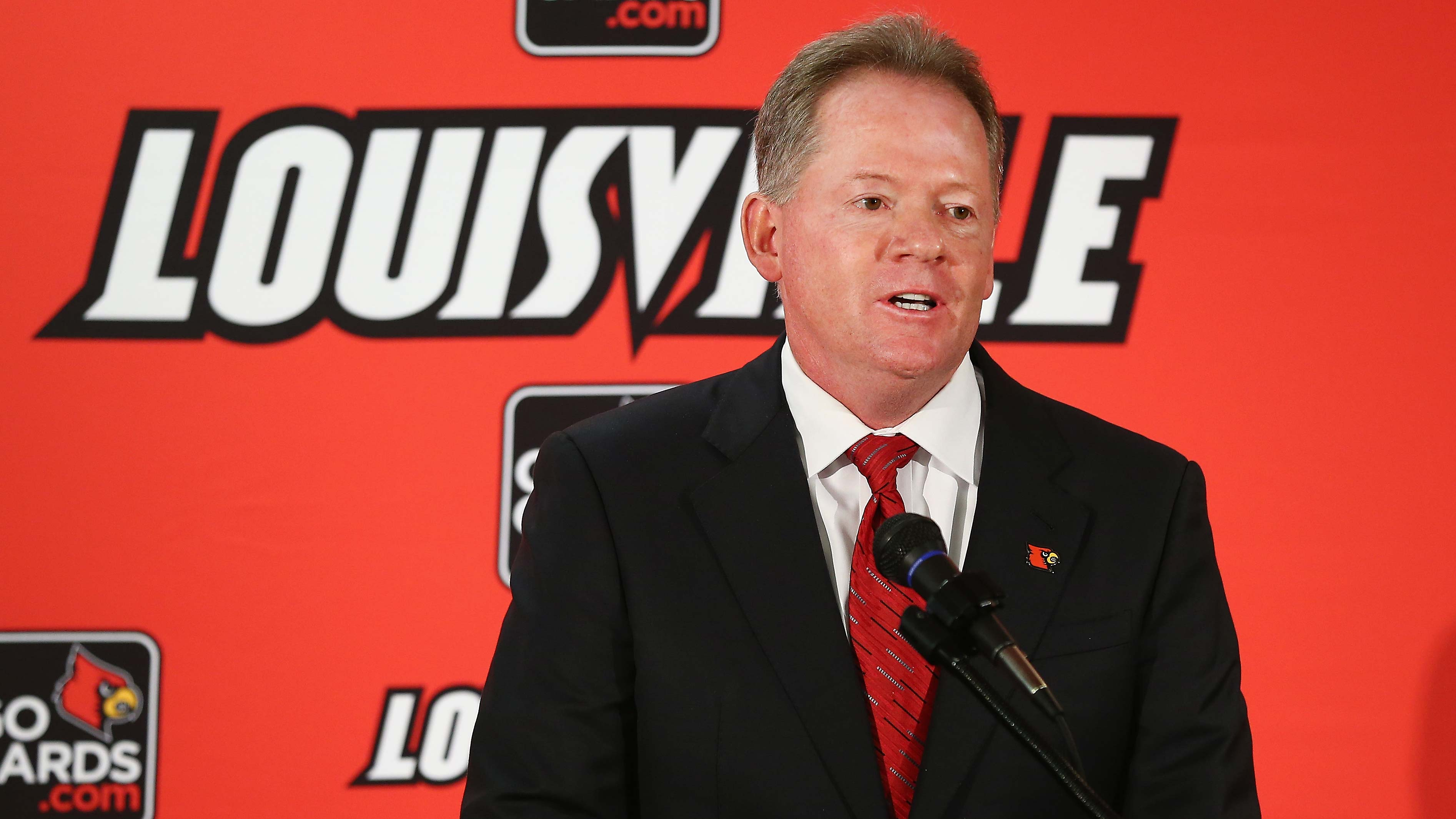 The Second-Chance Man: Bobby Petrino Takes Risks With