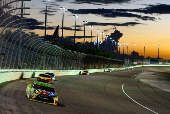 NASCAR Sprint Cup Series Ford EcoBoost 400