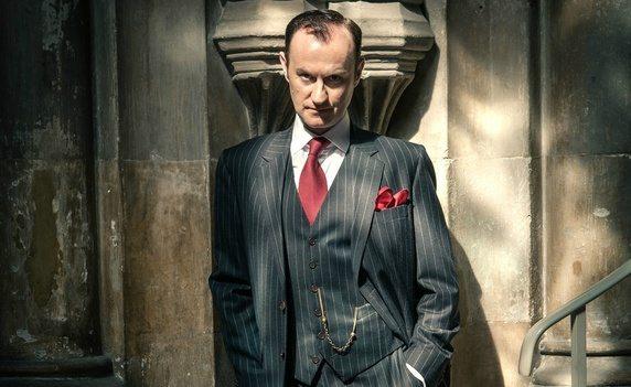 Sherlock creator/Mycroft Holmes portrayor Mark Gatiss