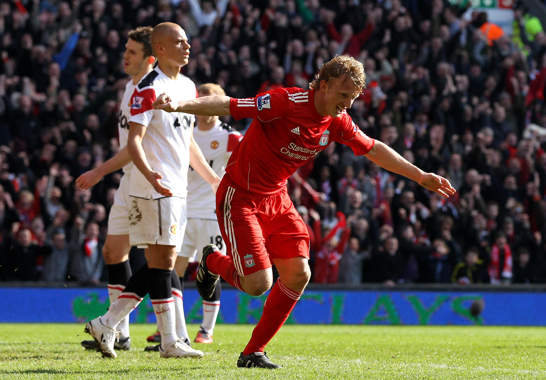Hasil gambar untuk kuyt gol liverpool united
