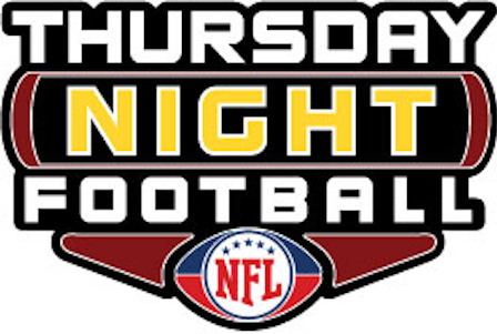 Your 2012 Thursday Night Football Schedule