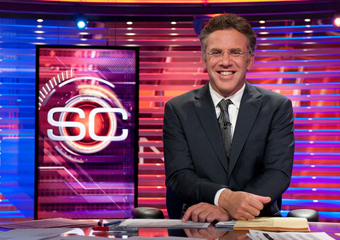 The Top 5 SportsCenter Anchors of All Time