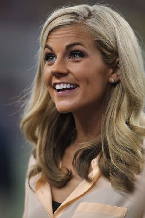 Christian Ponder Confirms Hes Dating Espns Samantha Steele