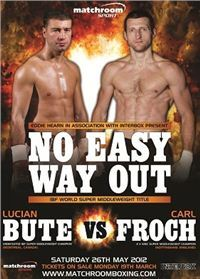 Image result for carl froch FIGHTER OF THE YEAR 2012