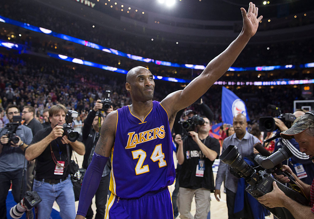 f69dc87aabd Kobe Bryant's last game in Philly was about love, loss and lots of shots
