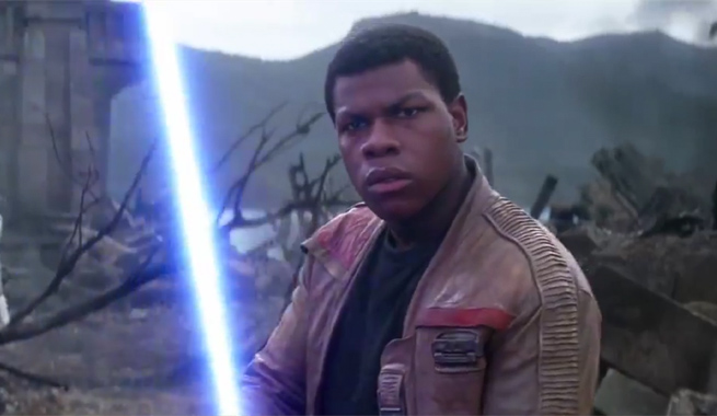 Star Wars: The Force Awakens hinged on Finn's convenient crisis of  conscience