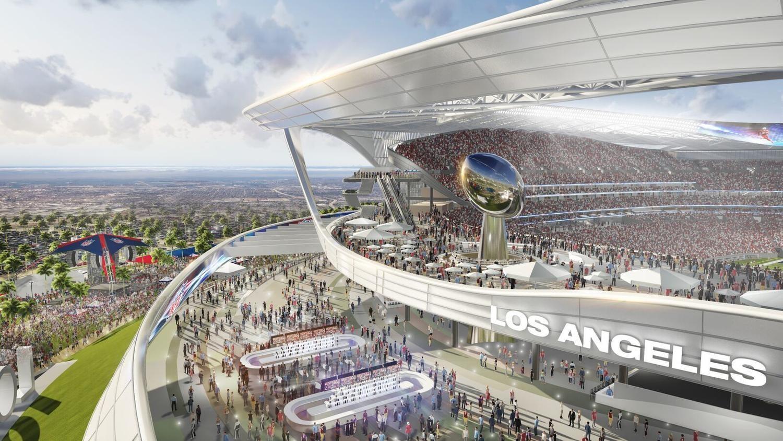 9+ Rams Stadium