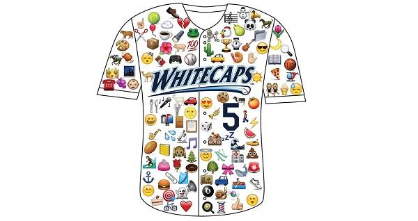 new concept 97941 75f4f Minor League Baseball team unveils emoji jersey