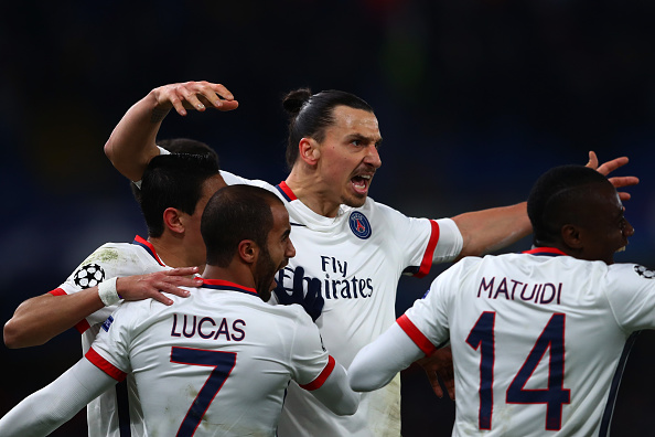 Zlatan Ibrahimovic Will Only Stay At Psg If They Replace The Eiffel Tower With A Statue Of Him