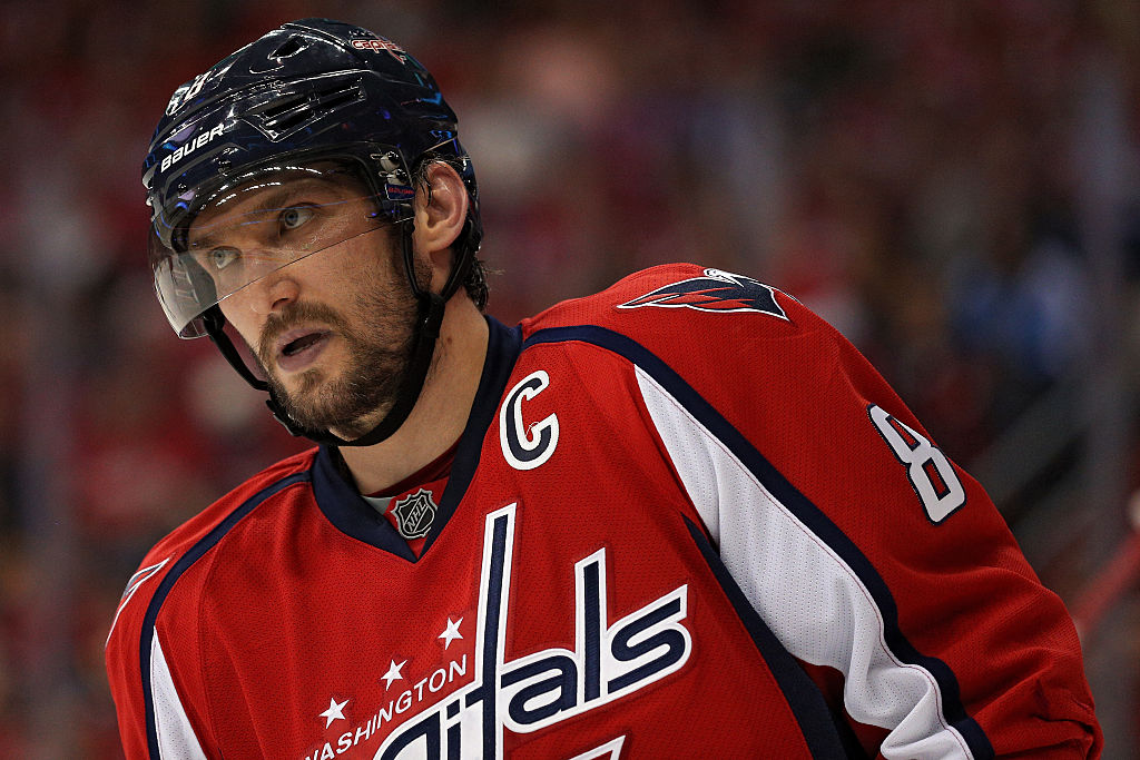 Don't blame Alex Ovechkin for another Washington Capitals early exit