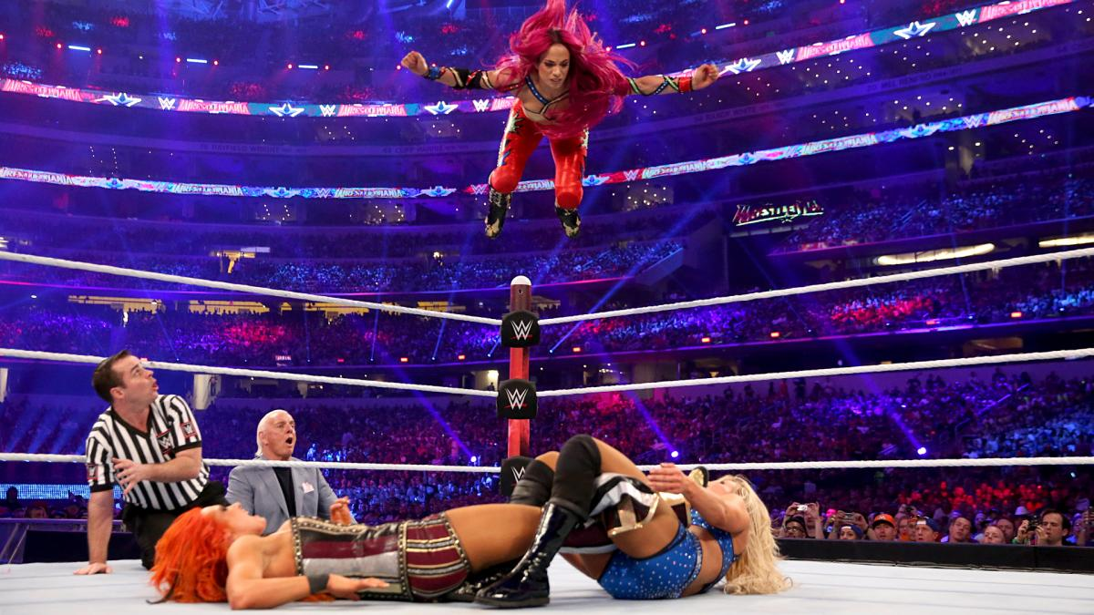 Power ranking the top wrestlers in WWE's women's division