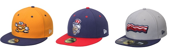 a3f1d93c3ff4a The 10 best caps in Minor League Baseball