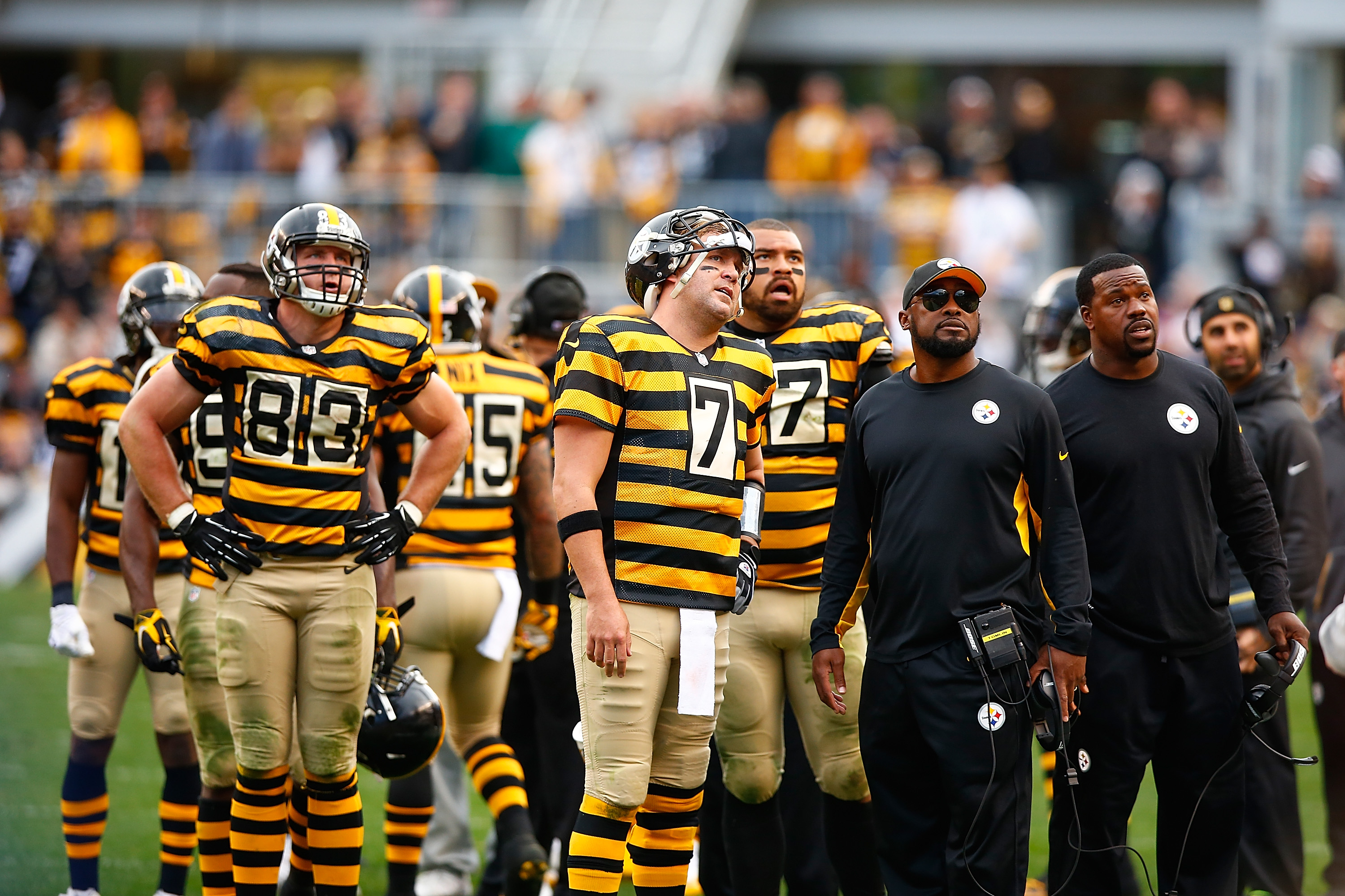 reputable site 82f64 23150 Pittsburgh Steelers are retiring their 'bumblebee' uniforms