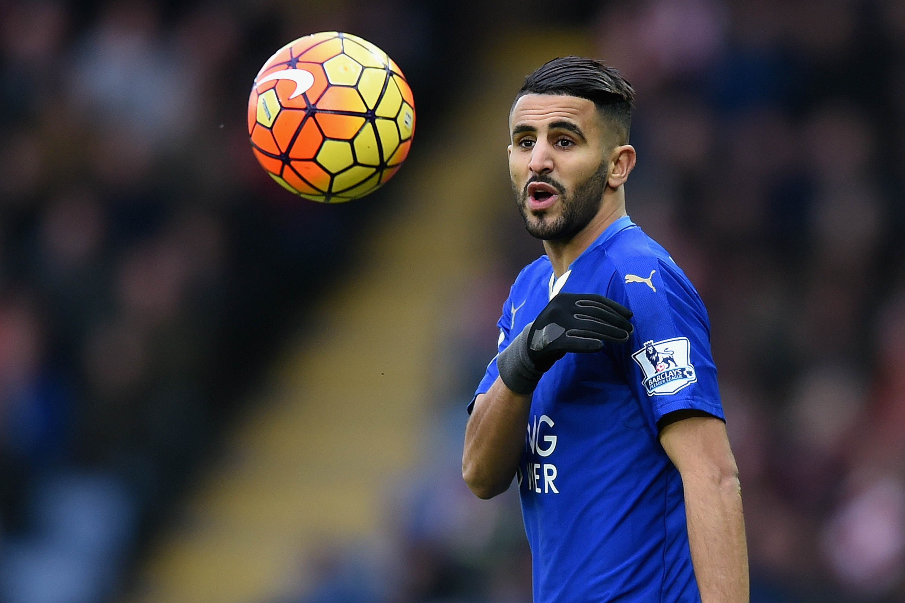 e8edf448b Arsenal fan puts Riyad Mahrez Arsenal kit up for sale after Mahrez re-signs  with Leicester