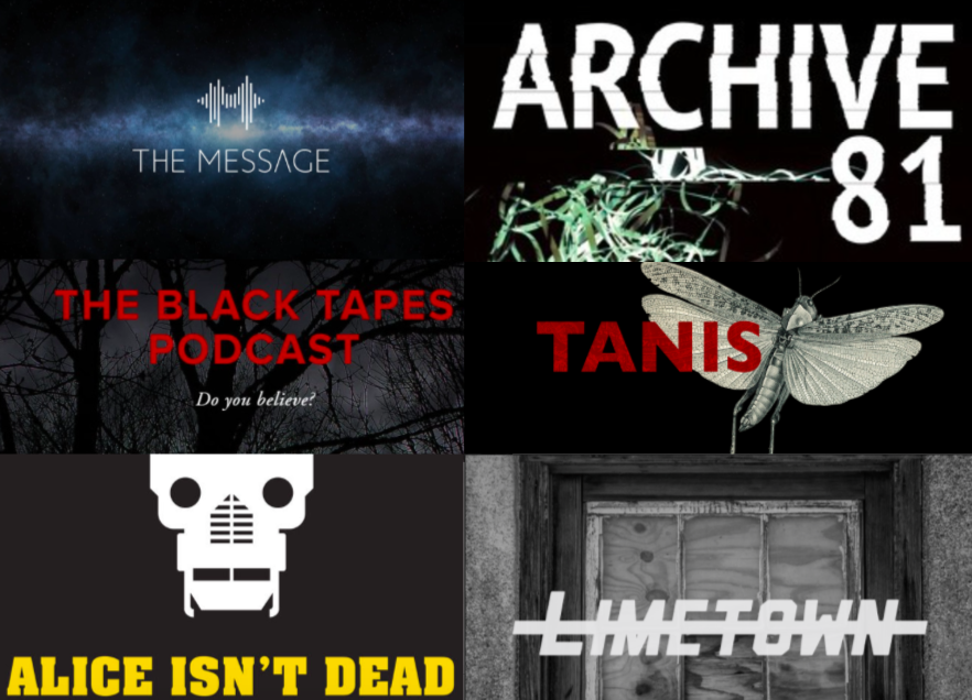 8 Audio Drama Podcasts To Fill The Mystery Horror Voids In Your Life