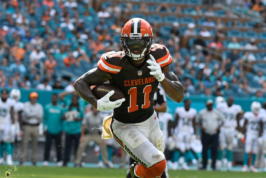 brand new f4397 057dd Terrelle Pryor had a throwback game for the ages on Sunday ...