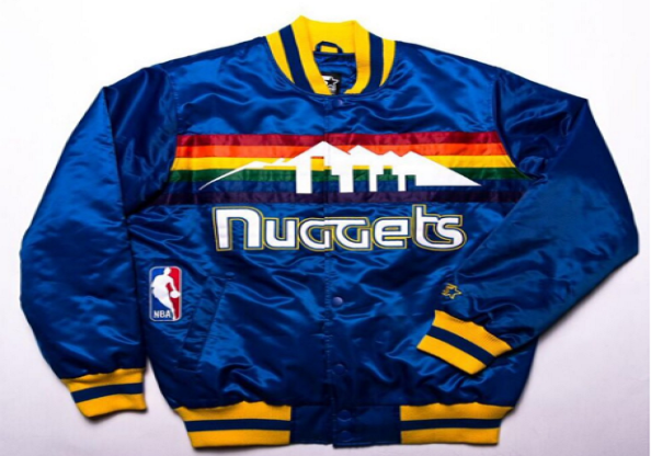 low priced 494cd 4b5ee Awesome-looking, retro-style NBA Starter jackets coming your ...