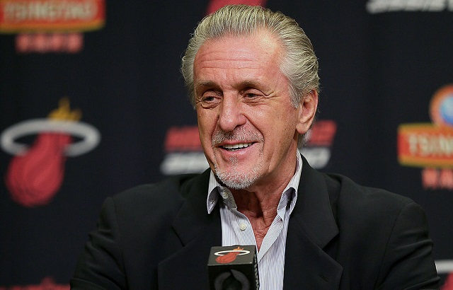 ddf3ba80f41 Pat Riley s inability to maintain super-team shows NBA players have real  control now