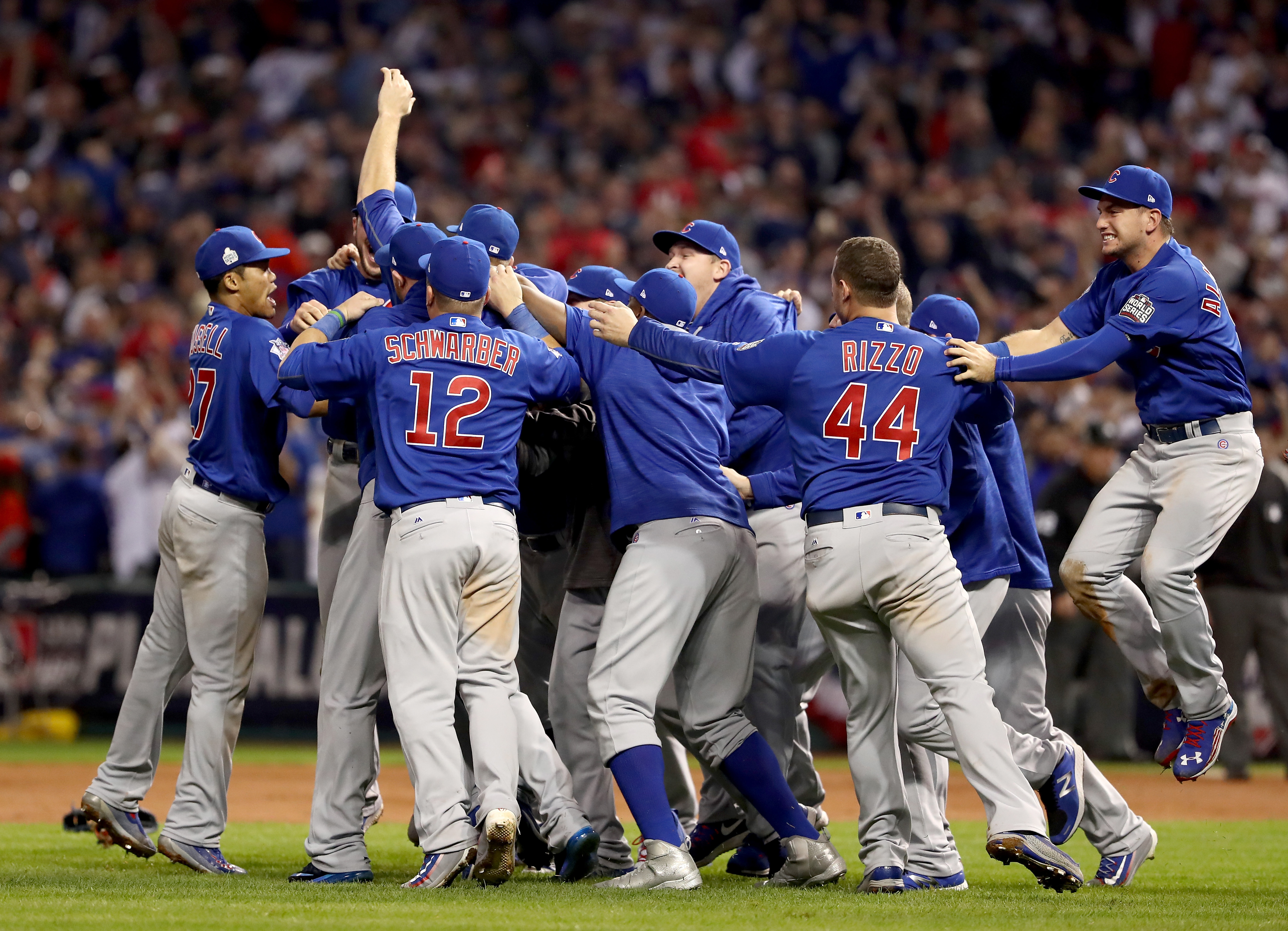The Cheat Sheet Cubs Win The World Series In Maybe The Best Game 7 Ever