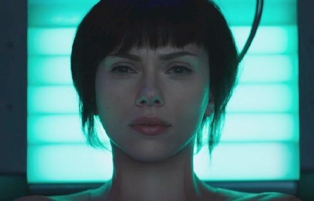 Watch Scarlett Johansson Is Major Badass In Ghost In The Shell Trailer