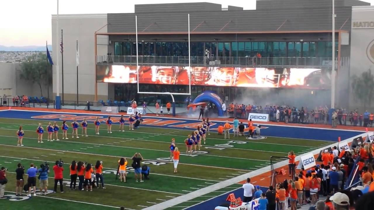 Nevada Powerhouse Hs Program Bishop Gorman Scores 84 Points For Another State Title