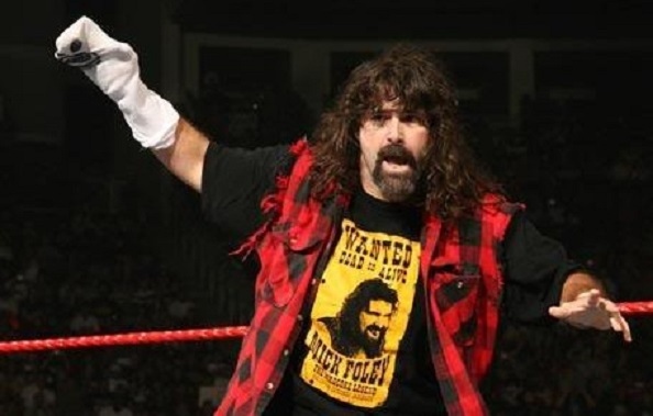Mick Foley needs hip replacement surgery, but doesn't have