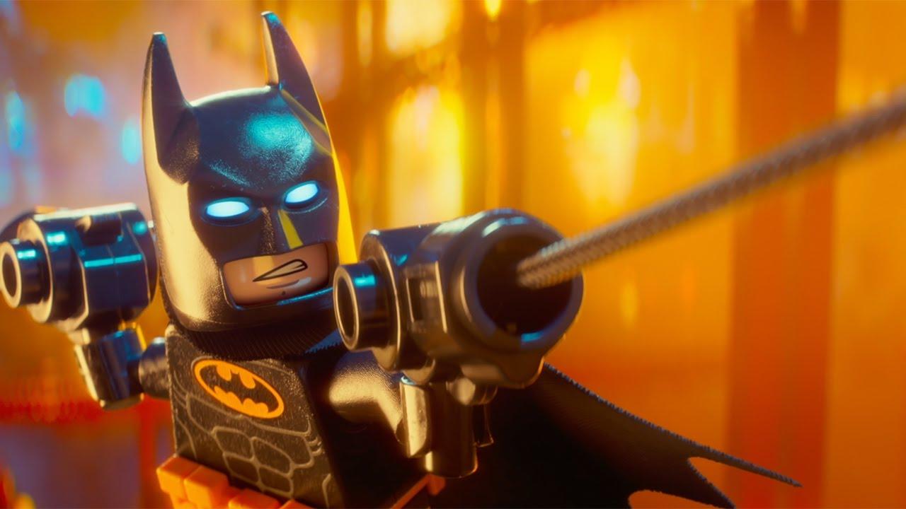 The Lego Batman Movie Celebrates Everything That Makes The Dark Knight Cool