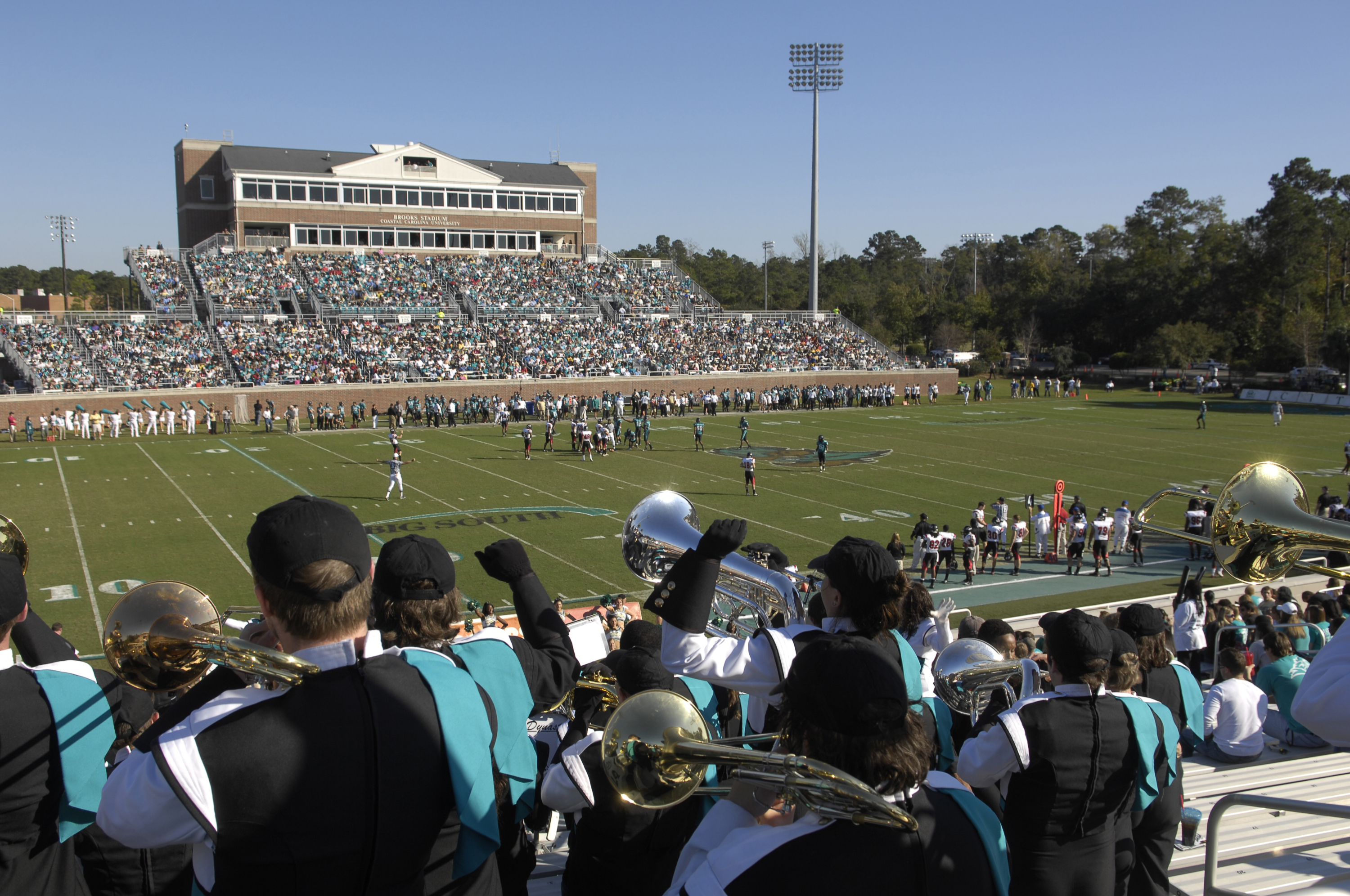 Coastal Carolina Cheerleaders Suspended After Anonymous Allegations Of Prostitution