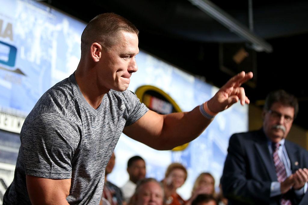 John Cena could star alongside Kevin Hart in 'Knight Rider' reboot