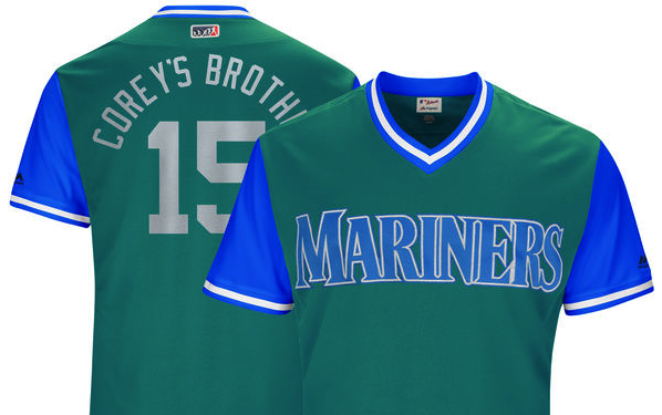 117b3250a MLB players came up with some incredible nicknames for their Players  Weekend jerseys