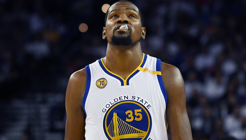 7299b0edbe5c Kevin Durant proves he s the embodiment of the self-conscious athlete. Is  that a bad thing