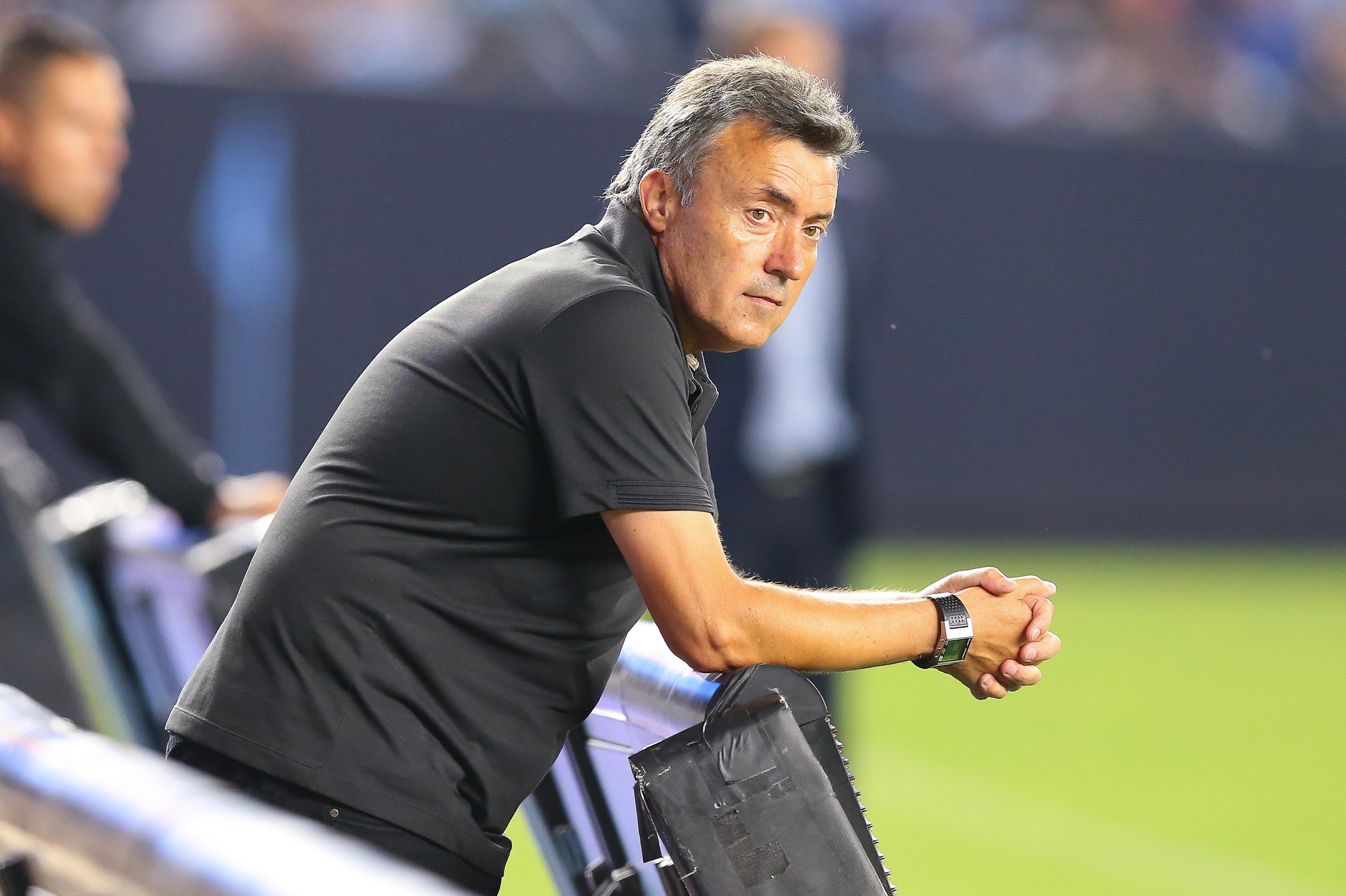 نتيجة بحث الصور عن Domènec Torrent guardiola barcelona