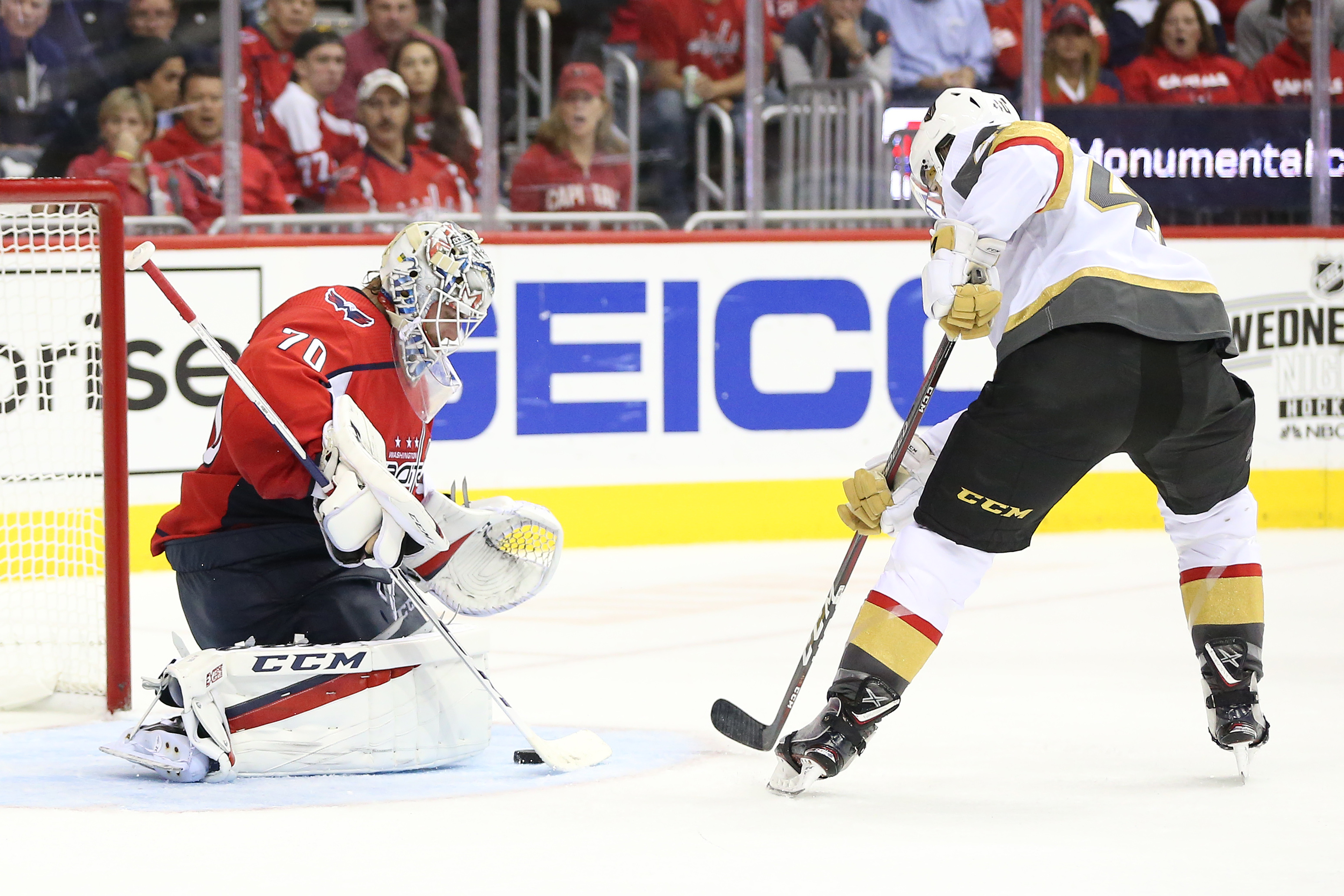 Nhl Goaltenders Are Worried About Their Safety With New Goalie