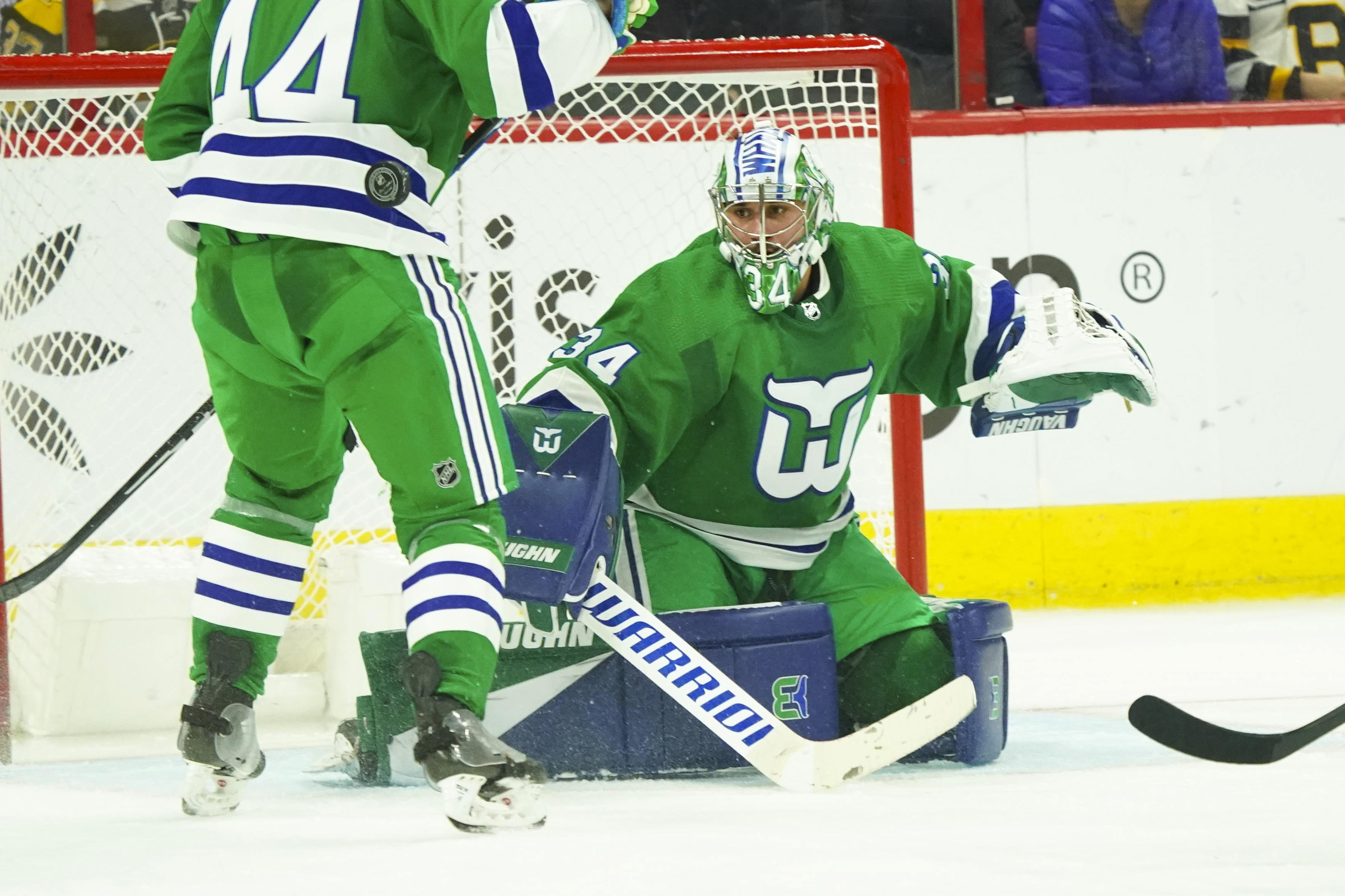 34705822 The Carolina Hurricanes tried to embrace past with 'Whalers Night' but  angered many in the process