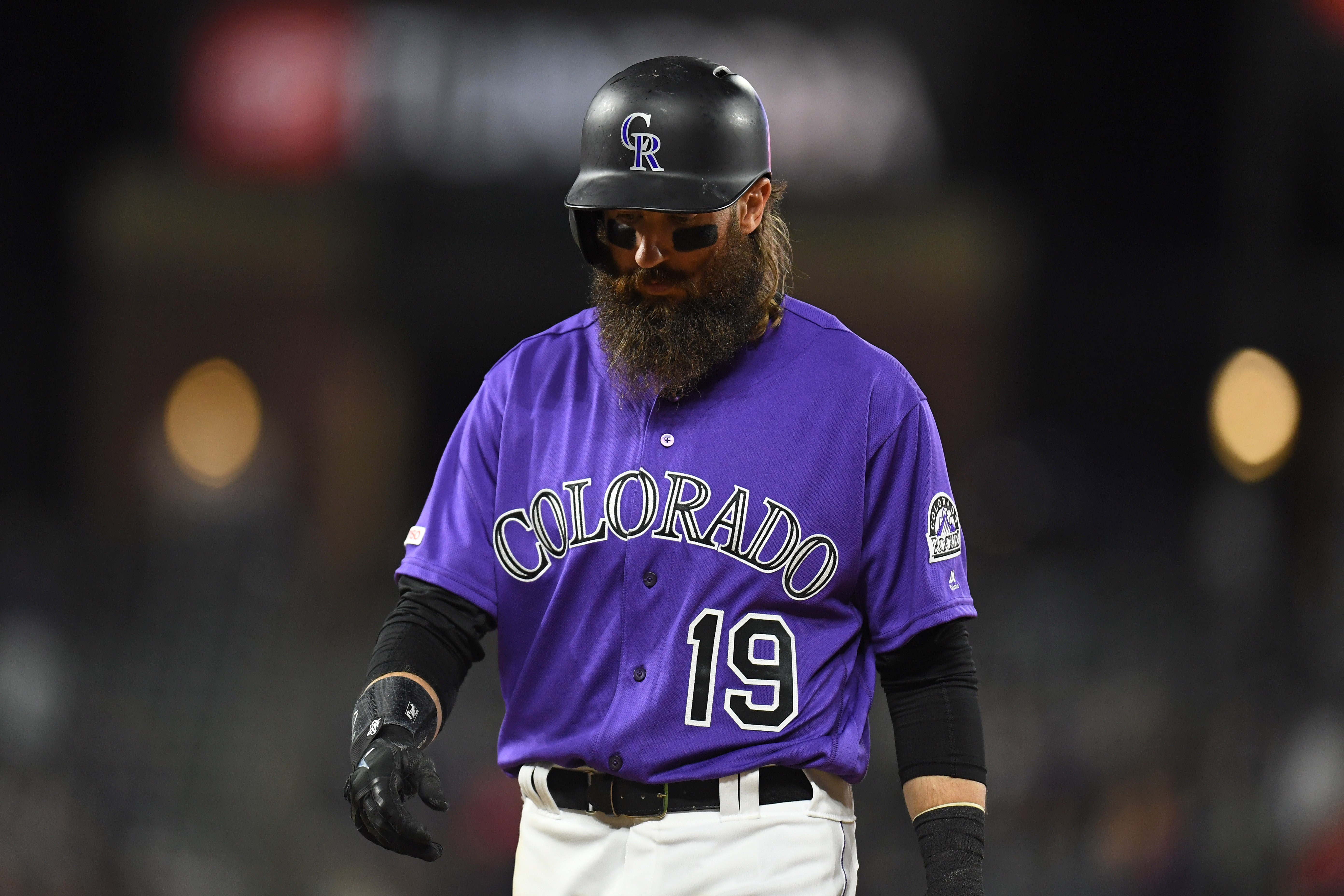b98c7b71 Things aren't going well for the Colorado Rockies to start the 2019 season,  and their offense is particularly concerning