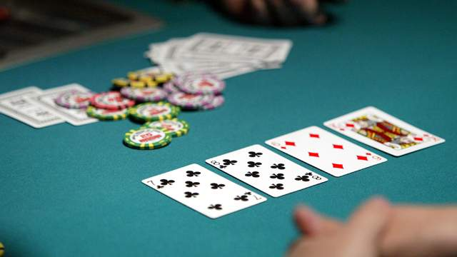 AI program dominates pro poker players at Texas hold em' showing one more  thing bots can do better than humans