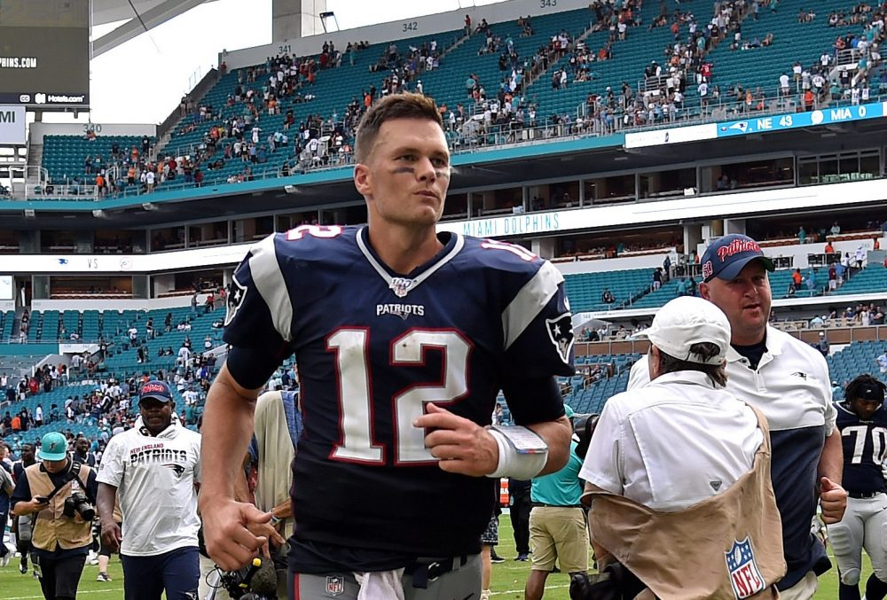 Tom Brady Is Expected To Join The Tampa Bay Buccaneers